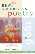 Best American Poetry 1996, The