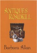 Antiques Roadkill: A Trash 'n' Treasures Mystery (Trash 'n' Treasures Mysteries)
