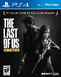 Last of Us Remastered - PlayStation 4, The