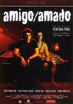 Beloved / Friend ( Amic / Amat ) ( Amigo / amado ) [ NON-USA FORMAT, PAL, Reg.2 Import - Spain ]
