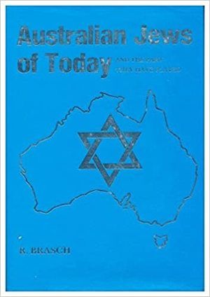 Australian Jews of Today (NB: up to 1977)