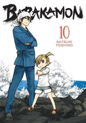 Barakamon, Vol. 10