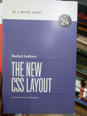 Book Apart - The New CSS Layout (No.24), A