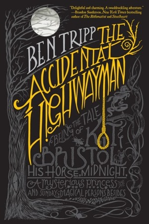 ACCIDENTAL HIGHWAYMAN: being the tale of kit bristol, his horse midnight, a mysterious princess, and sundry magical persons besides