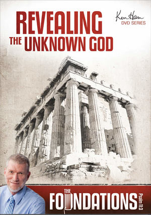 Revealing the Unknown God