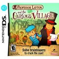 Professor Layton and the Curious Village: Nintendo DS