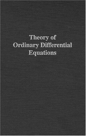 Theory of Ordinary Differential Equations