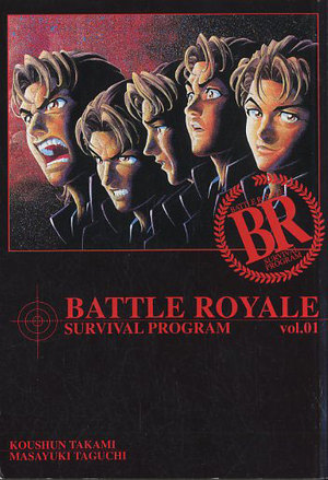Battle Royale 13-15