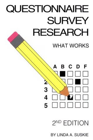 Questionnaire Survey Research: What Works