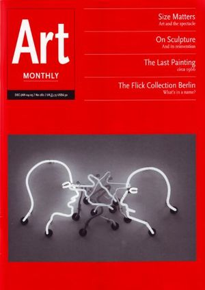 Art Monthly 282: Dec-Jan 04-05