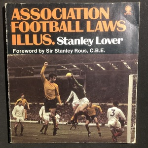 Association Football Laws Illus.