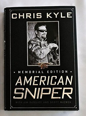 Chris Kyle Taya Kyle American Sniper Memorial Edition (Signed Edition w/COA)