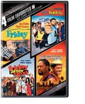 4 Film Favorites: Ice Cube (All About the Benjamins, Friday, Next Friday, Friday After Next)