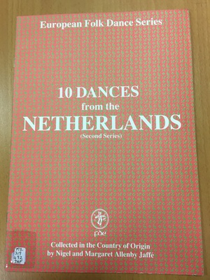 10 dances from the Netherlands (2nd Series)