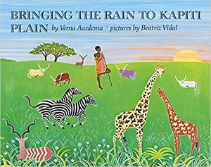 Bringing the Rain to Kapiti Plain Big Book