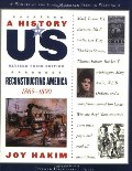 A_History of US: Reconstructing America: 1865-1890, Book Seven
