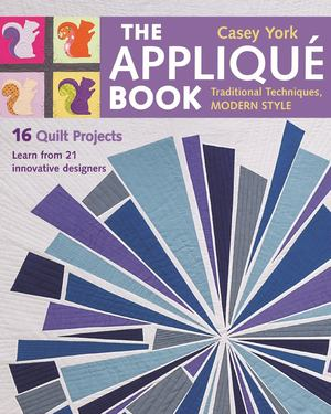 Appliqué Book, The