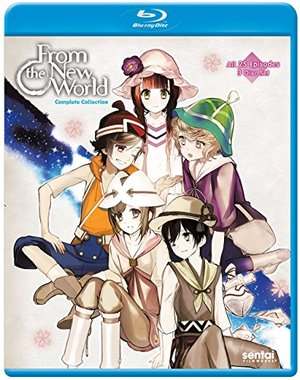 From the New World: Complete Collection (Blu-ray)