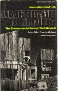 American Building, Vol. 2: The Environmental Forces That Shape It