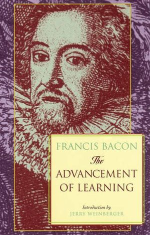 Advancement of Learning, The