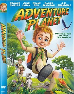 Adventure Planet (DVD + VUDU Digital Copy)
