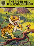 Tiger And The Woodpecker (622)