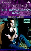 Bodyguard's Baby (Colby Agency, #2), The