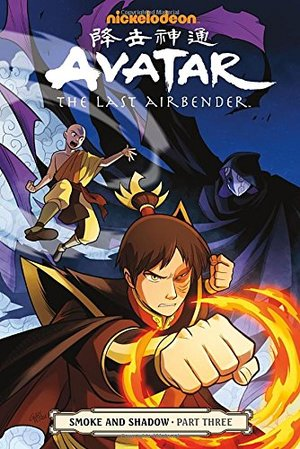Avatar: The Last Airbender - Smoke and Shadow Part Three