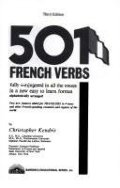501 French Verbs 3ED (Barron's 501 French Verbs (W/CD))