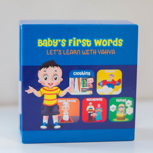 Baby's First Words, Let's Learn With Yahya