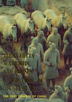 Terra-Cotta Warriors and Horses At The Tomb Of Qin Shi Huang (The First Emperor of China)