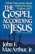 Gospel According to Jesus: What Does Jesus Mean When He Says, Follow Me?, The