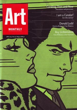 Art Monthly 275: April 2004