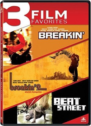 Breakin'/Breakin' 2 Electric Boogaloo/Beat Street by Mgm Entertainment