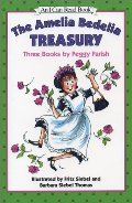 Amelia Bedelia Treasury: Three Books by Peggy Parish (An I Can Read Book), The