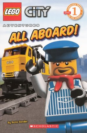 All Aboard! (Turtleback School & Library Binding Edition) (Scholastic Reader: Level 1)