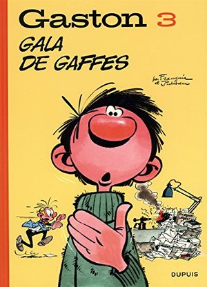 Gaston (Edition 2018) - tome 3 - Gala de gaffes (Edition 2018)