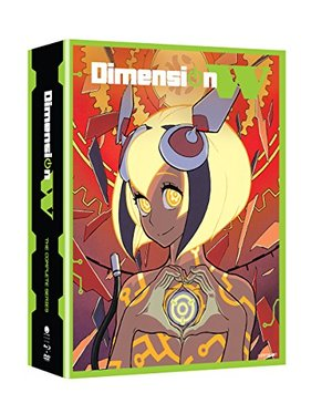 Dimension W: The Complete Series (Limited Edition Blu-ray/DVD Combo)