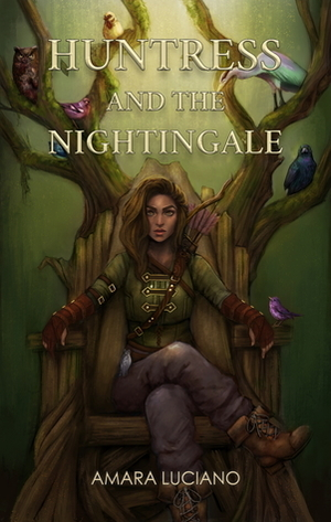 Huntress and the Nightingale