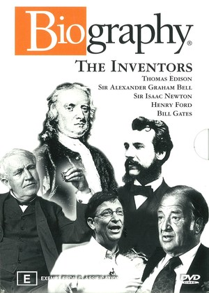 Biography of the Inventors (DVD)
