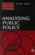 Analysing Public Policy