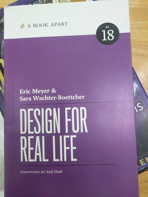 Book Apart - Design for Real Life (No.18), A