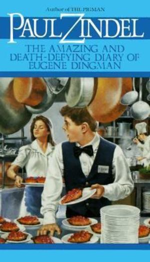 Amazing and Death-Defying Diary of Eugene Dingman, The