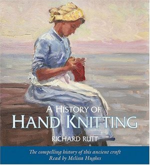 history of hand knitting (CD), A