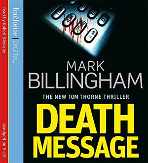 Death Message (Tom Thorne Novels)