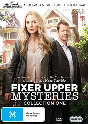 Fixer Upper Mysteries #1-3 (Framed for Murder/Concrete Evidence/A Deadly Deed)