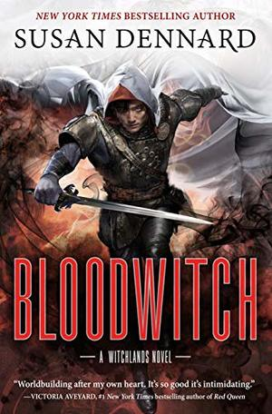 Bloodwitch: A Witchlands Novel (The Witchlands #3)