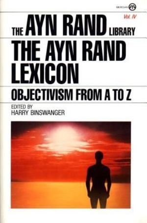 Ayn Rand Lexicon, The