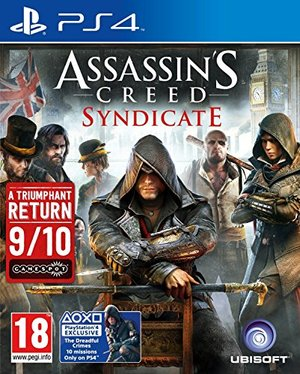 #10 Assassin's Creed Syndicate