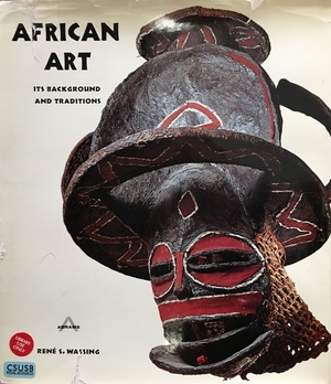 African art; its background and traditions